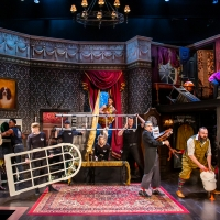 THE PLAY THAT GOES WRONG Announces Cast for New York Return Photo