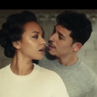 VIDEO: Watch Jasmine Cephas Jones Join Anthony Ramos in His Music Video for 'Mind Over Matter'