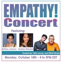Telly Leung, Heather Makalani & Brittney Johnson to Take Part in 38th EMPATHY CONCERT Photo