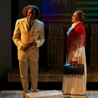 BWW Review: THE AGITATORS at Upstream Theater