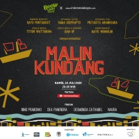 BWW Review: #MusikalDiRumahAja Debuts with MALIN KUNDANG Photo