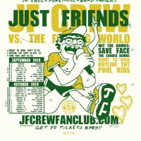 Just Friends US Headlining Tour Kicks Off September 19th