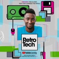 YouTube Premieres RETRO TECH, a New Learning Series Featuring Marques Brownlee