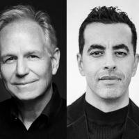 Ric Wake, Zack Dekkaki and Bob Murray Launch Loki Artist Group Photo