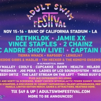 ADULT SWIM FESTIVAL Adds 2 Chainz & Rapsody