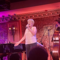 BWW Review: LIZ CALLAWAY: COMIN' AROUND AGAIN is an Enchanting Journey to the Past at Photo