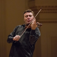 Violinist Maxim Vengerov Returns To Carnegie Hall With Pianist Polina Osetinskaya In  Photo