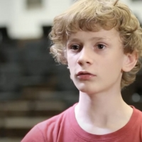 VIDEO: 13-Year-Old German Performer on What He's Learned From Opera Singers Photo