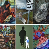 2021 MFA Thesis Exhibition Announced at Western Connecticut State University Photo