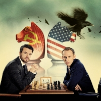 BWW Review: RAVENS: SPASSKY VS FISCHER, Hampstead Theatre Photo