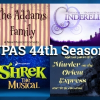 Musicals Return To The Stage In Jefferson Performing Arts Society's 44th Season Photo