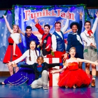 FunikiJam HOLIDAY BEAT: Family Musical Lights Up Off-Broadway With A Global Celebrati Photo