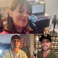 Leslie Rodriguez Kritzer Talks Beetlejuice and Baseball On The BREAK A BAT! Podcast Photo