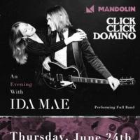 Ida Mae Announces Streaming Concert Event 'Click Click Domino Soiree' Photo