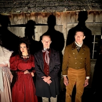 NEVERMORE—The Fantastic Terrors Of Edgar Allan Poe is Now Playing at Coggeshall Farm Photo