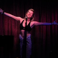 BWW Review: Jackie Theoharis Sizzles in Song and Stories in THE TRUTH ABOUT GREECE Photo