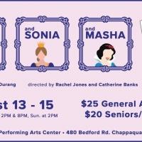 VANYA and SONIA and MASHA and SPIKE!