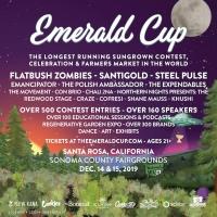 THE EMERALD CUP Adds Flatbush Zombies, Top Cannabis Experts, Educators, Vendors & Mor Photo