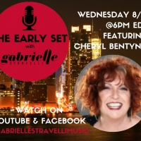 Cheryl Bentyne Joins THE EARLY SET With Gabrielle Stravelli Photo