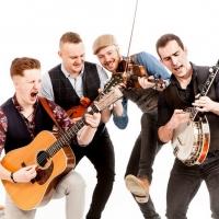Irish Quartet, JIGJAM, Comes to Elm Street Cultural Arts Village, April 4 Photo