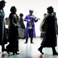 Revised Cast Announced For FIDDLER ON THE ROOF At The Kravis Center