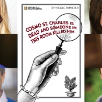 The Studio Theatre Tierra del Sol Presents COSMO ST. CHARLES IS DEAD AND SOMEONE IN T Photo
