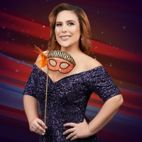 Angelica Vale To Host New Original Show THE MASK OF LOVE On EstrellaTV Photo