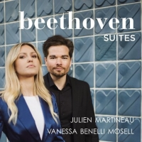'Beethoven Suites' with Mandolinist Julien Martineau and Pianist Vanessa Benelli Mose Photo