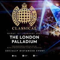 Ministry of Sound Classical Announce Socially Distanced Show at The London Palladium Photo