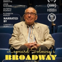 LEONARD SOLOWAY'S BROADWAY to Screen at The Landmark November 4-7 Photo