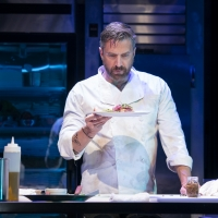 BWW Review: Raul Esparza and Krysta Rodriguez Clash in Theresa Rebeck's Art Vs. Commerce Comedy, SEARED