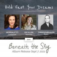 World-Premiere Recording of Georgia Stitt's 'Hold Fast Your Dreams' Released Photo