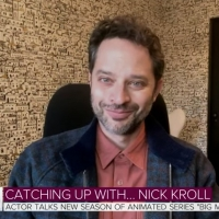 VIDEO: Nick Kroll Talks BIG MOUTH on TODAY SHOW Photo