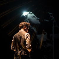 BWW Review: See BOOM at 59E59 Theaters-Rick Miller's Powerful Multi-Media Journey Photo