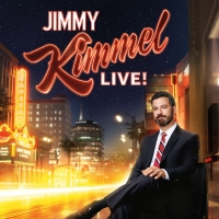 Kristen Stewart, Elizabeth Banks, Billy Bob Thornton and More on JIMMY KIMMEL LIVE! T Photo