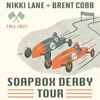 Brent Cobb & Nikki Lane Confirm Co-Headline 'Soapbox Derby Tour' Photo