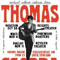 Thomas Csorba Announces Virtual Album Release Tour Photo