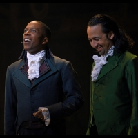 HAMILTON Wins a Special AFI Award Photo