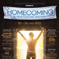 Homecoming: A New Theatre Festival Will Run in July 2021 Photo
