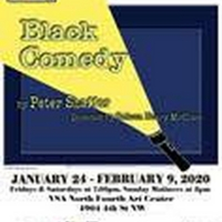 West End Productions Presents Peter Shaffer's BLACK COMEDY Photo