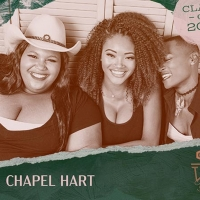 Country Trio Chapel Hart Inducted Into CMT's Next Women of Country Class of 2021 Photo