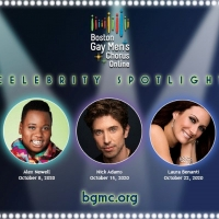 Boston Gay Men's Chorus Presents CELEBRITY SPOTLIGHT Series Featuring Laura Benanti,  Photo