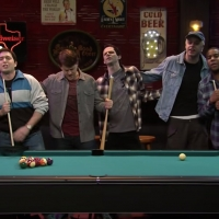 VIDEO: The Men of SATURDAY NIGHT LIVE Bond Over 'Drivers License' by Olivia Rodrigo Photo