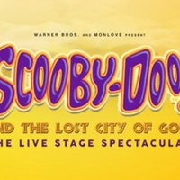 SCOOBY-DOO! AND THE LOST CITY OF GOLD Releases Tour Dates Photo