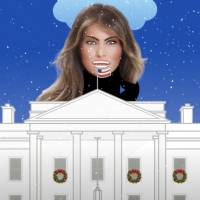 VIDEO: Natalie Charle Ellis is Melania Trump in New Animated Christmas Music Video