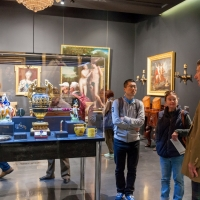 The David Roche Foundation Celebrates 5 Years, 26,000 Visitors And A New Exhibition Photo