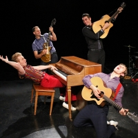 MILLION DOLLAR QUARTET Sets Out to Blow the Roof Off Cortland Rep Photo