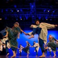 Tradición e innovación se funden en el espectáculo que ofrecerá la compañía de danza judía Anajnu Veatem