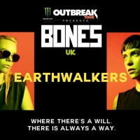 BONES UK Teams with the Monster Energy Outbreak Tour to Present EARTHWALKERS Photo