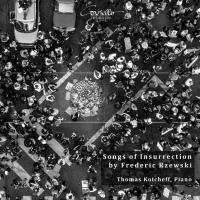 Pianist Thomas Kotcheff Releases Debut Albun 'Songs Of Insurrection' Next Month Photo